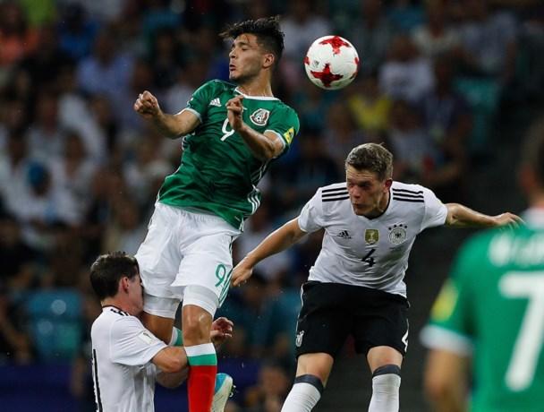 Primeur in Confederations Cup: Duitsland en Chili kunnen tijdens finale live wedstrijdgegevens raadplegen op tablet