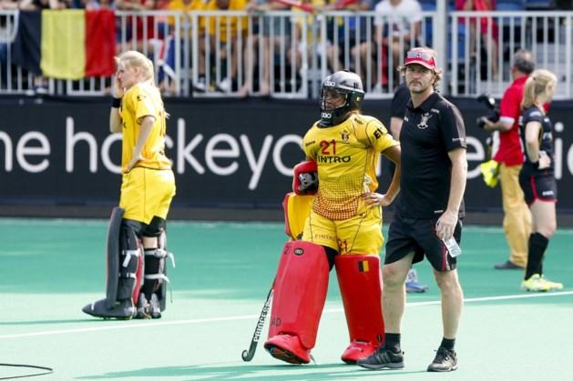 Red Panthers eindigen op achtste plaats na nederlaag tegen Spanje