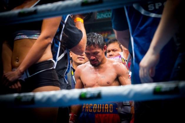 Manny Pacquiao respecteert beslissing jury na verlies WBO-titel