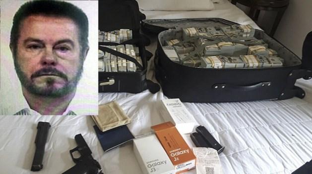 Braziliaanse politie klist drugsbaron na zoektocht van 30 jaar