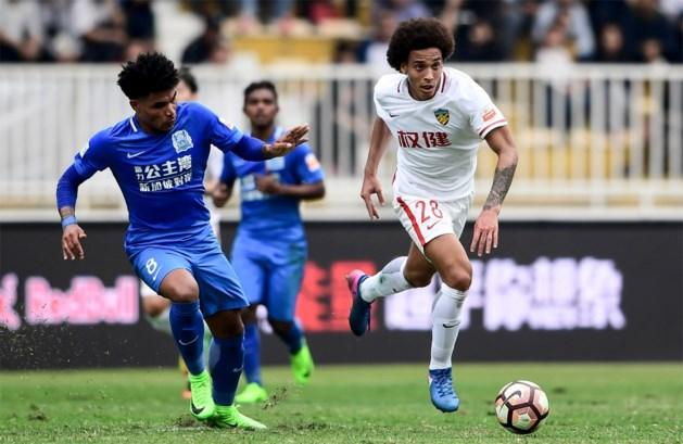 Axel Witsel wint spektakelstuk tegen leider Guangzhou Evergrande