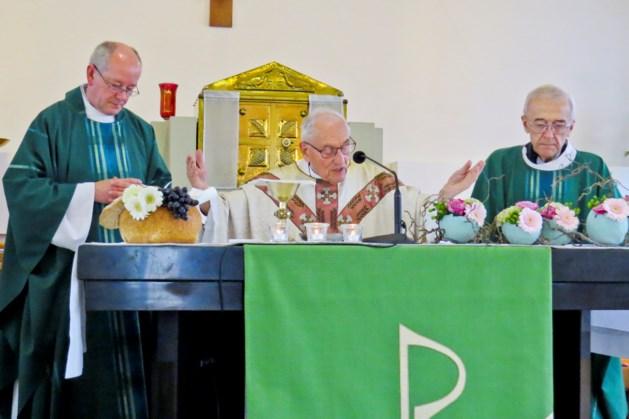 Achille Gathy gevierd voor 65 jaar priesterschap