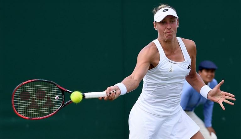 Van Uytvanck is uitgetennist op Wimbledon, Flipkens, Wickmayer en Darcis stoten wél door