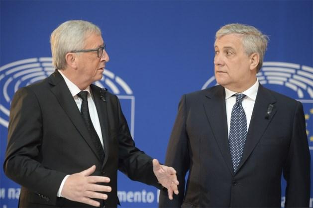 """Voorzitter Europese Commissie tegen het Europees Parlement: """"Jullie zijn belachelijk"""""""
