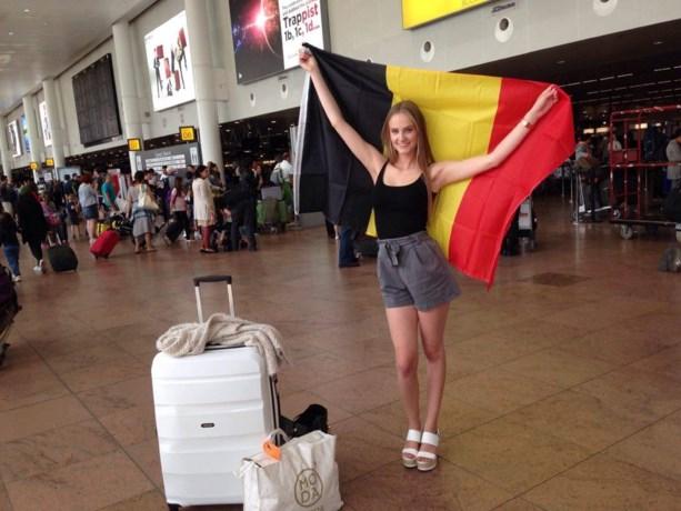 Lommelse verdedigt België op Miss Freedom of the World