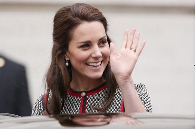 Kate Middleton kiest voor kortere coupe