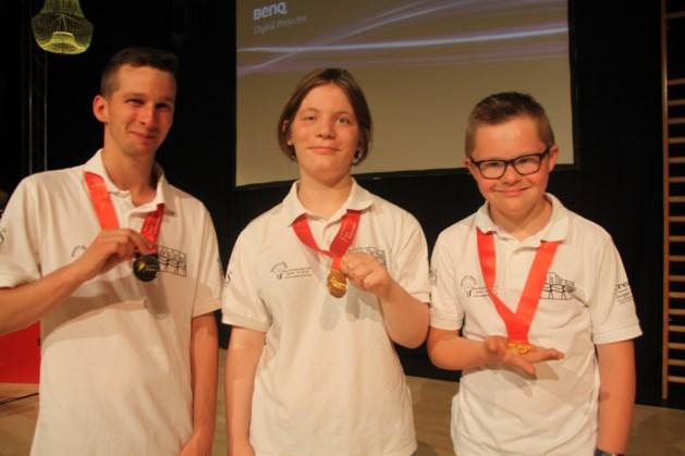 G-judoka's halen goud en zilver op Special Olympics