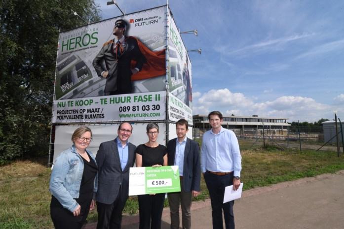 Site Concentra wordt Bedrijvenpark Heros