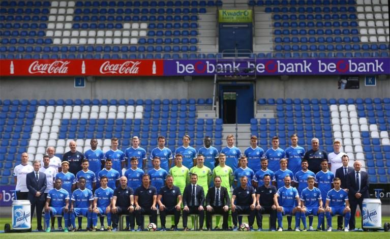 IN BEELD. KRC Genk blaast verzamelen voor nieuwe ploegfoto