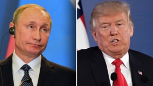 "Nog voor eerste ontmoeting: Trump verwijt Moskou ""destabiliserende houding"""