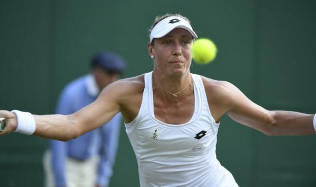 """Gefrustreerde Wickmayer ondergaat wet van sterkste en ligt uit Wimbledon: """"Verschil was niet enorm"""""""