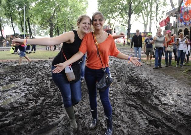 Luiks festival Les Ardentes onderbroken door onweer
