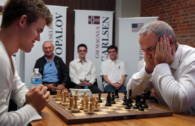 Schaaklegende Kasparov keert terug uit pensioen voor toernooi in VS