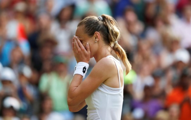 Wimbledon-favoriete Pliskova sneuvelt in tweede ronde, Federer wel vlot door