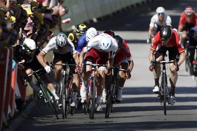Hoger beroep tegen diskwalificatie Sagan uit de Tour verworpen