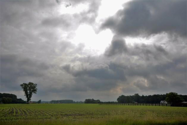 Zuiden van Limburg kreeg de zwaarste buien te verwerken