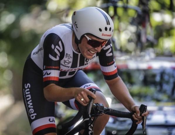 Nederlanse Lucinda Brand wint koninginnenrit in Giro Rosa