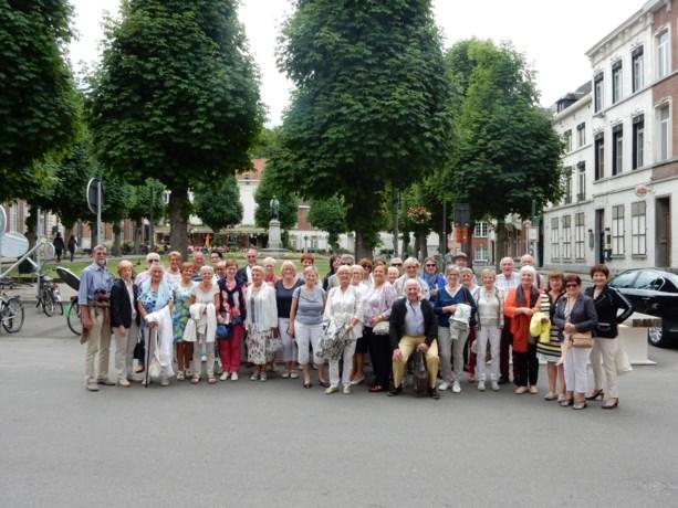 CVV Zonhoven op bezoek in Leuven