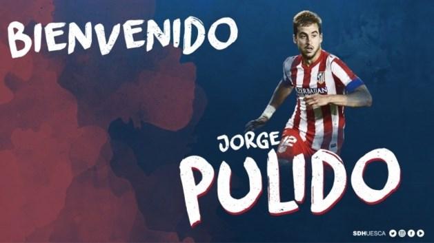 Jorge Pulido verlaat STVV alweer na één seizoen