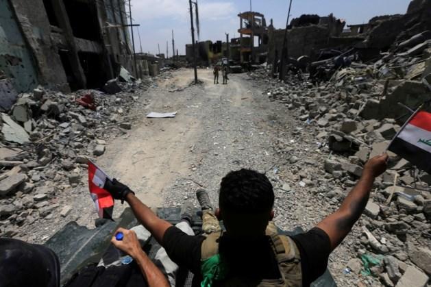 """""""IS volledig verslagen in Mosoel"""""""