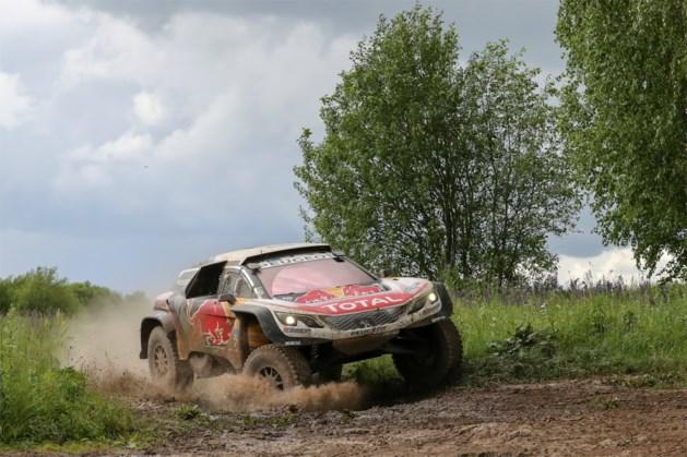Sébastien Loeb eerste leider op Silk Way Rally 2017