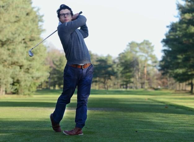 Kevin Hesbois stijgt naar derde plaats op Saint-Malo Golf Open