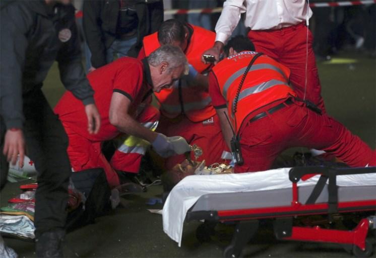 Acrobaat maakt dodelijke val tijdens muziekfestival in Madrid