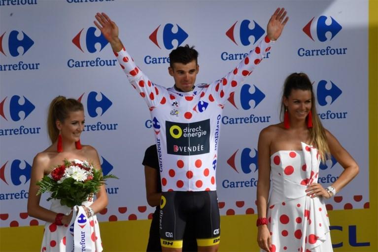 Serge Pauwels lost op slotklim, pijnlijke kramp houdt Calmejane niet van ritzege