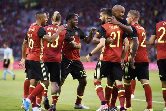 Rode Duivels staan nog net in de top tien op nieuwe FIFA-ranking, Duitsland is nieuwe leider