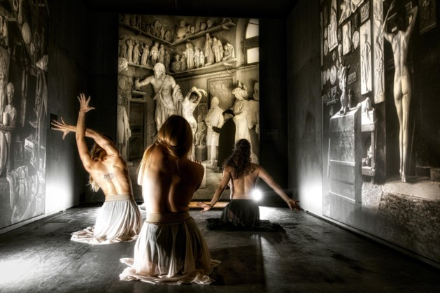 Live dans in het Gallo-Romeins Museum