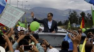Populaire Ecuadoraanse ex-president laat thuisland achter zich voor België