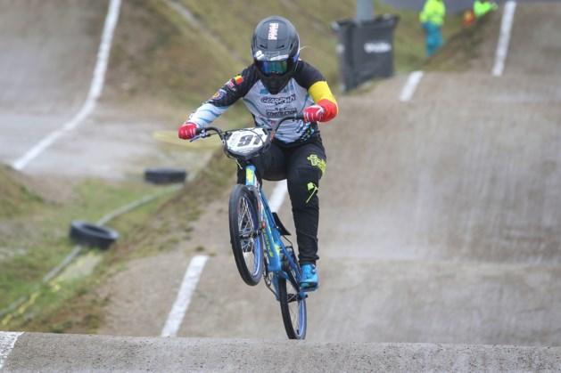 Elke Vanhoof verovert zilveren medaille op EK BMX