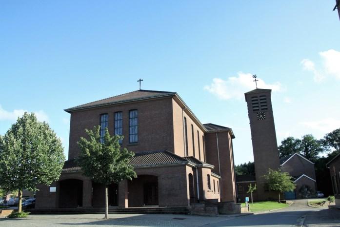 Kerk voor leerlingen of fietstoeristen