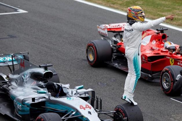 Hamilton ontsnapt aan bestraffing en behoudt polepositie, Vandoorne rijdt beste kwalificatie ooit