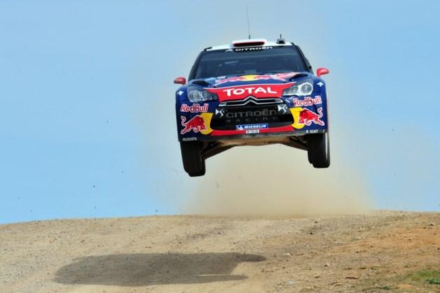 Loeb pakt vierde ritzege in de Silk Way Rally en vergroot voorsprong