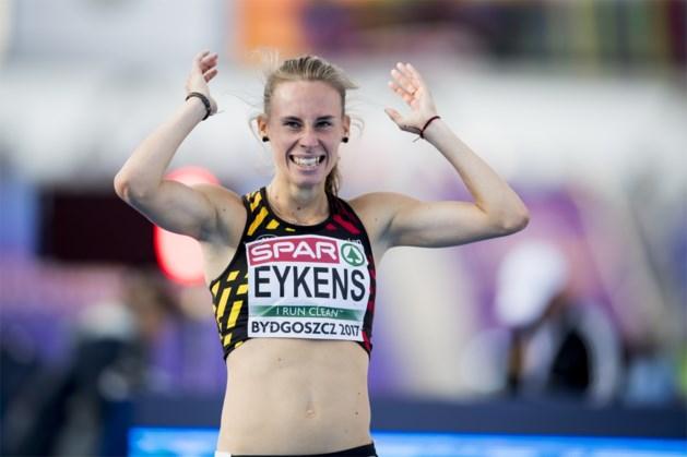 Renée Eykens pakt goud in de 800m op EK atletiek voor beloften, Simon Debognies behaalt zilver
