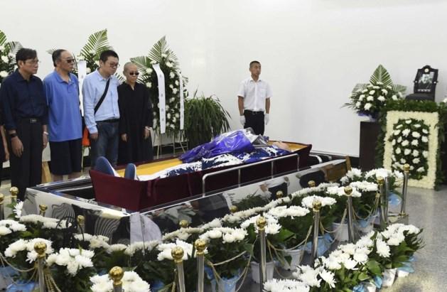 Lichaam van Nobelprijswinnaar Liu Xiaobo gecremeerd