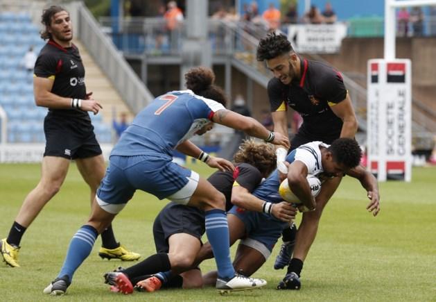 België degradeert in Grand Prix Series Rugby Sevens