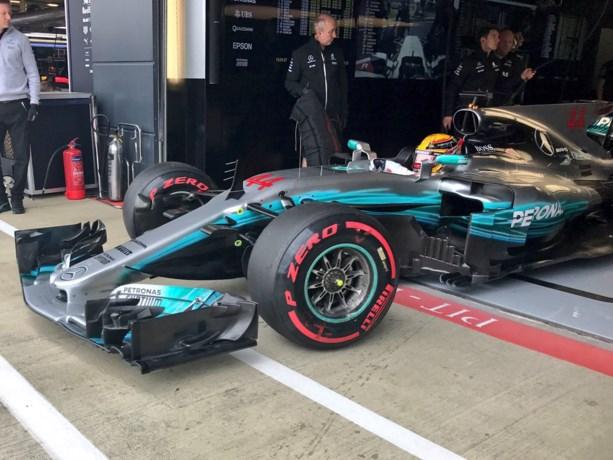 Hamilton op pole in Groot-Brittannië, Vandoorne rijdt beste kwalificatie ooit