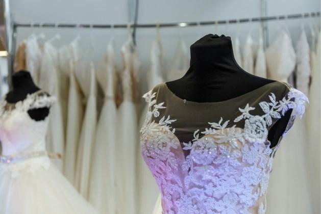 Paniek: bruidswinkel sluit plots de deuren, honderden vrouwen zitten zonder trouwjurk