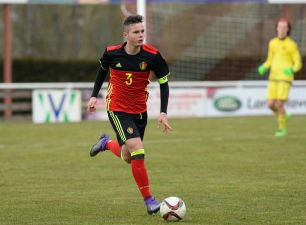 Hasselaar Zinho Vanheusden (17) krijgt basisplaats in oefenduel Inter Milaan