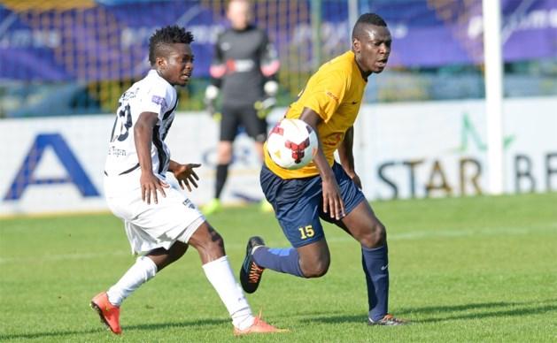 STVV zoekt centrale middenvelder: Samuel Asamoah op proef