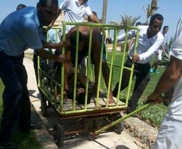 Eerste beelden opgedoken van verdachte die twee Duitse toeristen vermoordde in Egypte