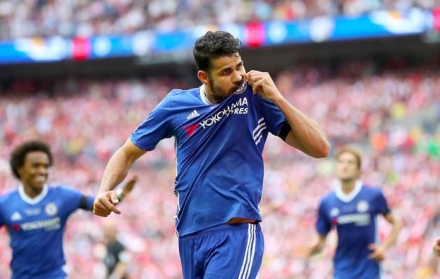 Chelsea-coach laat Costa en Matic thuis van zomertournee