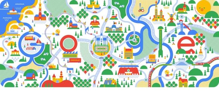 Limburgse designer ontwerpt Google Doodle voor nationale feestdag