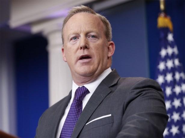 Witte Huis heeft al opvolger klaar voor opgestapte Sean Spicer