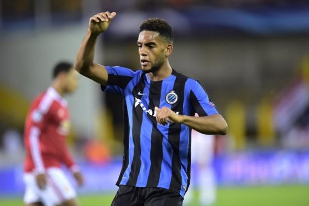 Club Brugge neemt afscheid van Jean-Charles Castelletto