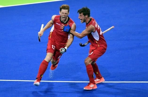 Red Lions plaatsen zich voor finale na zege tegen Australië