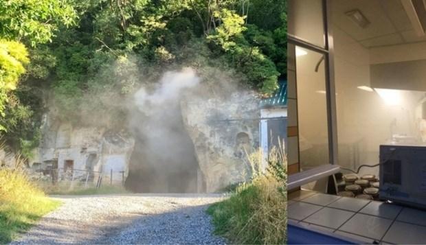Sterrenrestaurant heeft voor 200.000 euro schade door brand in grotten van Kanne