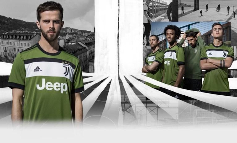 Finalisten Champions League Real Madrid en Juventus presenteren nieuwe derde outfit